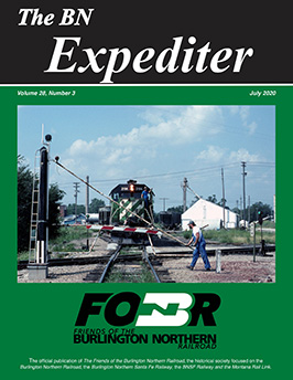 Expediter Cover Page